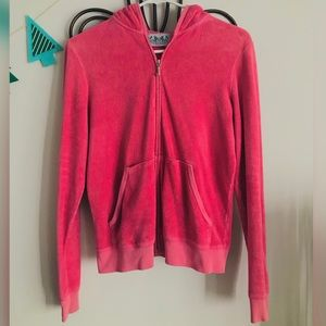 Pink Juicy Couture Terry Jacket