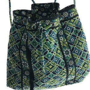 Vera Bradley draw string backpack