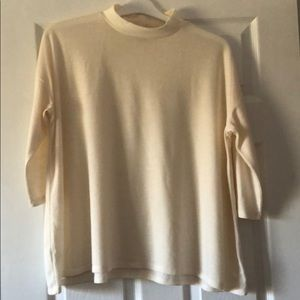 Loft Mock Turtleneck shirt