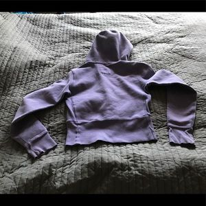 lululemon athletica Tops - Lululemon pullover hoodie size 8 medium