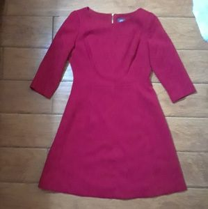 ♡ Vince Camuto Red Dress Sz 10