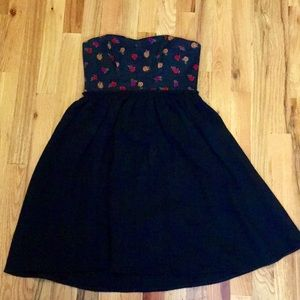 "Anthropologie / Maple ""Vie en Rose"" party dress"