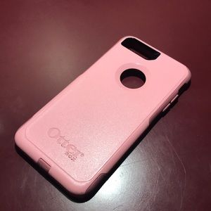 Pink Otterbox IPhone 7 Plus Case
