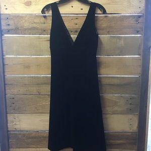 J Crew Velvet Dress