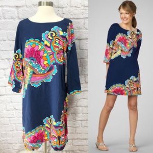 Lilly Pulitzer Shauna Tunic Shift Dress Engineered
