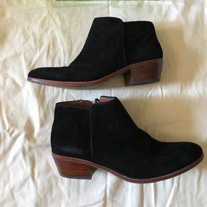Ankle Petty Bootie