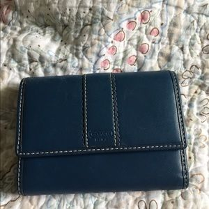 COACH  WALLET EUC