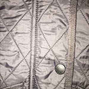 Pictures of the tear on jacket