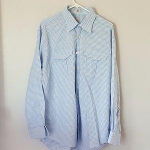 Men's Peter Millar Long Sleeve Shirt XL