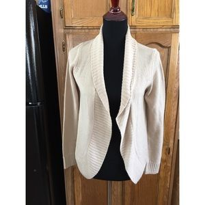 Forever 21 Open Cardigan Sweater Size Large