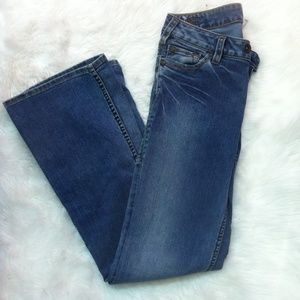 Silver Canadian Jeans