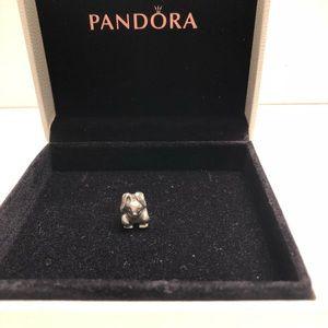 Retired Pandora Bunny Charm