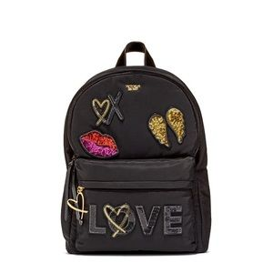 Runway Backpack Patch Victoria Secret bag purse