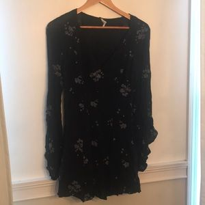 Black Free People Dress