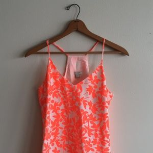 J. Crew Floral Summer Dress