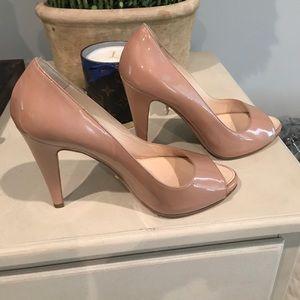 Prada Heels..  excellent condition!