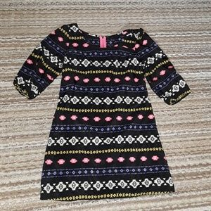 Patterned Blouse. Size Small.
