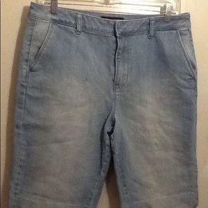 Women's long short's