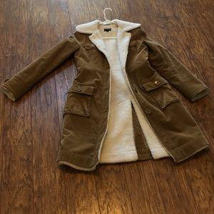 American Eagle Lined Coat