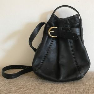 Coach Leather Little Bag