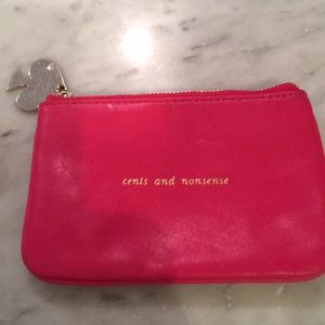 Kate Spade Bright Pink Coin Purse