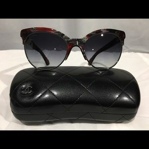 CHANEL SUNGLASSES 5342 1554/s5