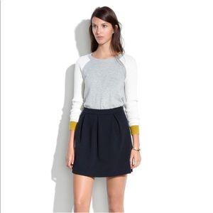 Madewell Bistro Mini Skirt