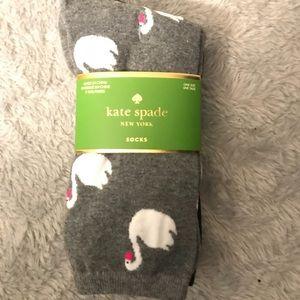 Kate Spade New York trouser Socks set of 3 NWT