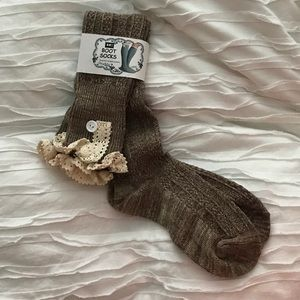 Adorable Lace Boot Socks