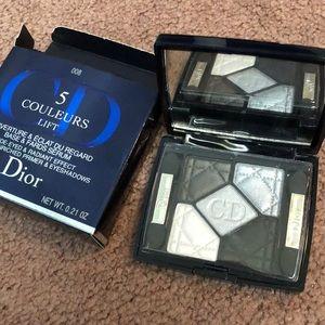 New Dior eyeshadow