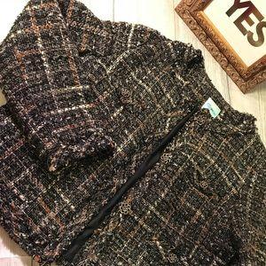Old Navy Tweed/ Boucle jacket