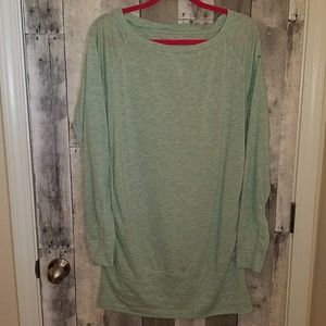 Nike Dri-FIT extra large tunic top workout top