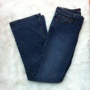 Aeropostale flared jeans