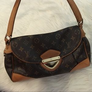 Louis Vuitton Beverly GM Mongram Shoulder Bag