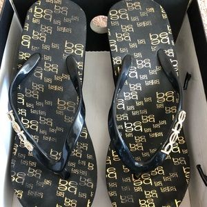 BeBe wedge sandals