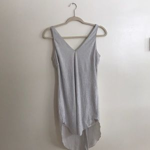 Cope Velvet Slip Dress