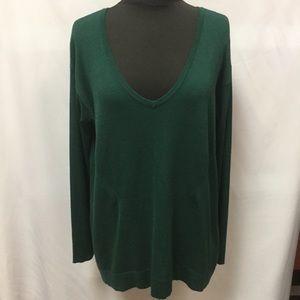 White House Black Market oversized sweater size S