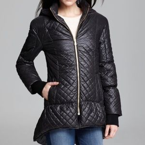 Alice & Olivia Quilted Puffer sz M