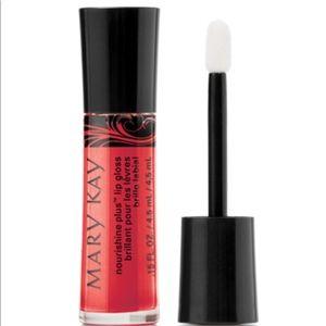 Lip gloss -Rock n red BUY 2 GET 1 FREE lip glosses
