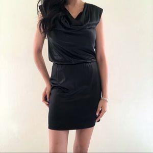 White House Black Market Satin Dress