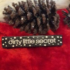 Dirty little secrets eyeshadow