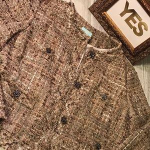Old Navy Tweed / Boucle jacket