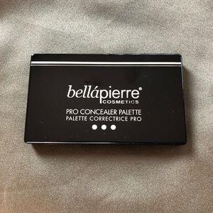 NEW! Bellapierre Pro Concealer Palette