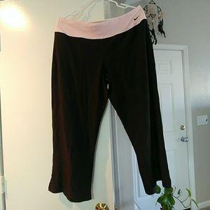 Nike Dry Fit Yoga Pants