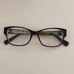 Lafont Issy & LA Gloss 522 Eyeglassea