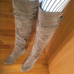 Sam Edelman Sutton Suede Boots 7.5