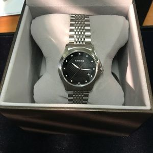 Gucci Stainless Steel Unisex Watch