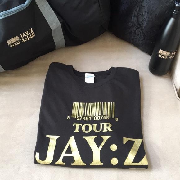 a8f0198daa60 Jay Z Source · Shirts Jayz 444 Concert Tshirt Poshmark