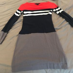 French Connection long sleeved dress
