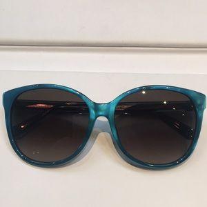 Gucci GG 3854/f/s turquoise pearl sunglasses